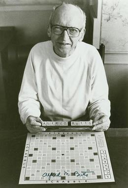 National Scrabble Day Named After AMB